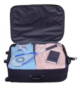 Como preparar la maleta