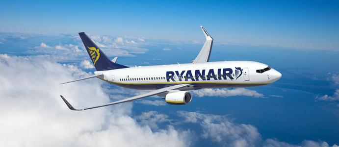 Viajar en Ryanair