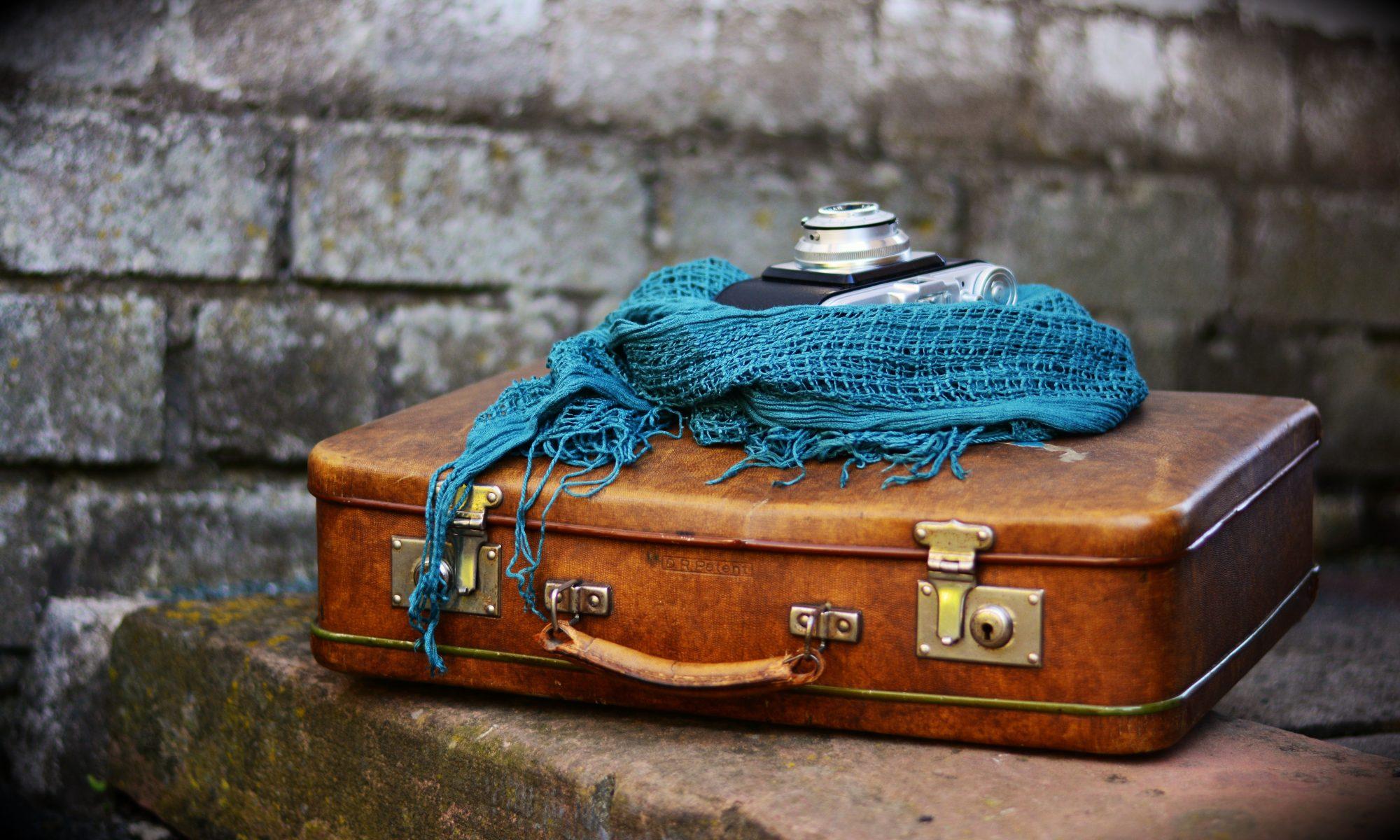 3 maletas y 1 destino