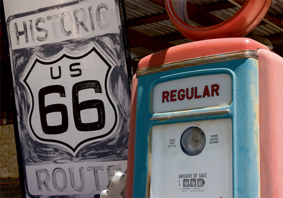 Marca Route 66