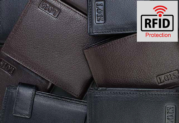 Carteras RFID Protección