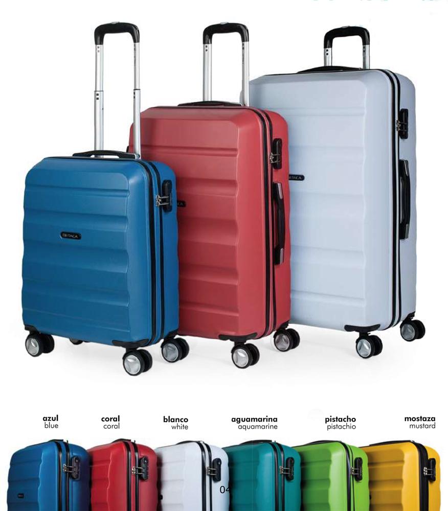 El mejor equipaje de la firma Itaca